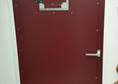 Schallschutztüren für private Spielzimmer