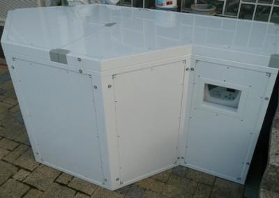 Schallschutz Wärmepumpen effizient und ansprechend